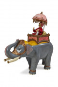 AIR INDIA  Figurine publicitaire