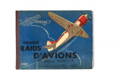 "Jacques MORTANE  ""Grands Raids d'Avions »"