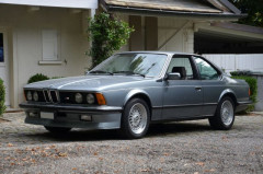 1984 BMW M635 CSI  No reserve