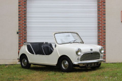 1967 Austin Mini 850 automatique, transformation voiture de plage  No reserve