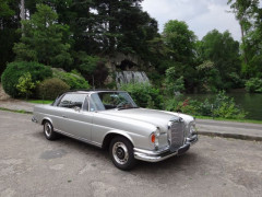 1966 Mercedes-Benz 220 SE Coupé