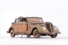 Renault Viva Grand Sport type ACX2 cabriolet - 1936  No reserve