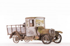 Delahaye Type 43 camion-plateau - 1911  No reserve