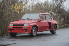 1980 Renault 5 Turbo  No reserve