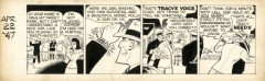 Chester GOULD 1900-1985 DICK TRACY