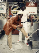 Jamel SHABAZZ Né en 1960 NUMBER 2 TRAIN - 1980 C-print