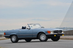 1979 Mercedes-Benz 280 SL avec hard-top