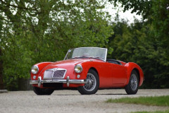1958 MGA roadster  No reserve