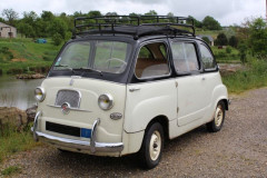1958 Fiat 600 Multipla 4/5 places  No reserve