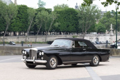 1963 Bentley Continental S3 cabriolet