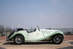 1955 MG TF 1500  No reserve