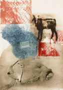 Robert RAUSCHENBERG 1925 - 2008 GROUND RULES - FOR RENT - 1997