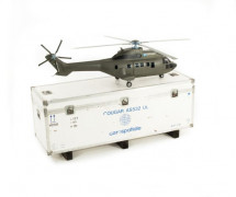 AEROSPATIALE-EUROCOPTER  Cougar AS532 UL- Importante maquette