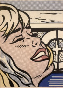 Roy LICHTENSTEIN (1923 - 1997) Shipboard girl - 1965