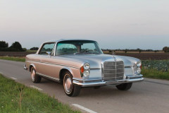 1969 Mercedes-Benz 280 SE coupé