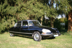 1968 Citroën DS 21 Pallas  No reserve