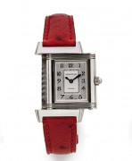 JAEGER LECOULTRE  Reverso Duetto, ref. 266.8.44, n° 1873325, vers 1990