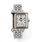 JAEGER LECOULTRE  Reverso Gran' Sport Duetto, ref. 296.8.74, n° 2084934, vers 2005