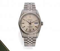 ROLEX  Oyster Perpetual Datejust, ref. 16234, n° X140008, vers 1995
