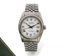 ROLEX  Datejust Oyster Perpetual, ref. 16014 / 16000, n° 6881172, vers 1980