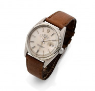ROLEX  Datejust Oyster Perpetual, ref. 1601, n° 168603, vers 1960