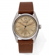 "ROLEX  Oyster Perpetual ""Red Officially"", ref. 6084, n° 852045, vers 1960"