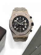"AUDEMARS PIGUET  Royal Oak ""Off Shore"", ref. 25721TI, n° F62399 / 2466"