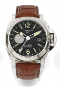 PANERAI  LUMINOR GMT, n° OP6691 / PB0556101