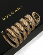 ¤ BULGARI  Serpenti, n° SP35SPG / L1716
