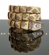 ¤ BULGARI  Serpenti, n° SPP26G VH851