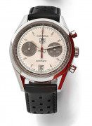 "TAG HEUER  Carrera 1964-2004 ""Jack Heuer Limited Edition"", ref. CV2117, n° SC6037 1903/1964"
