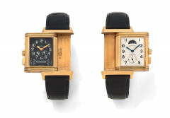 "JAEGER-LECOULTRE  Reverso ""Night and Day"", ref. 270.2.58, n° 311/500"