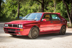 "1995 Lancia Delta HF ""Dealers Collection"""