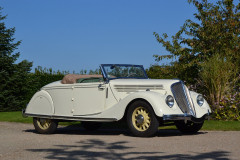 1936 Renault Viva Grand Sport cabriolet 3 places  No reserve