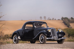 1935 Citroën Traction 7C coupé  No reserve