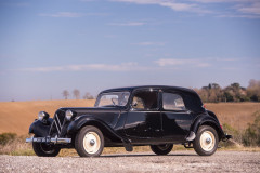 1953 Citroën Traction 11 B berline  No reserve
