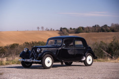 1953 Citroën Traction 11 BL berline  No reserve