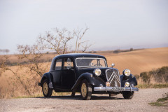 1949 Citroën Traction 15-Six berline  No reserve