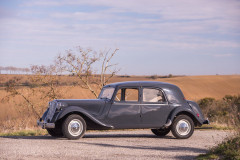 1954 Citroën Traction 15-Six H berline  No reserve