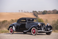 1939 Citroën Traction 11 B cabriolet  No reserve