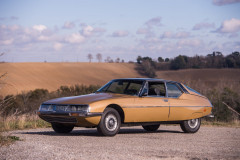1973 Citroën SM injection  No reserve