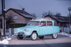 1964 Citroën Ami 6 Berline  No reserve