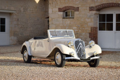 1939 Citroën Traction cabriolet 11 BL  No reserve