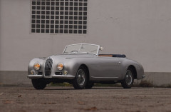 1950 Talbot Lago Record Grand Sport cabriolet Graber