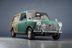 1961 Austin Mini Countryman  No reserve