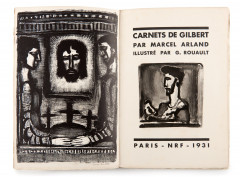 Georges ROUAULT 1871 - 1958 Marcel ARLAND