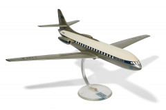 SUD-AVIATION SE 210 CARAVELLE  Maquette d'agence