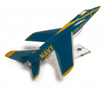 GRUMMAN F-11 TIGER BLUE ANGELS  Maquette