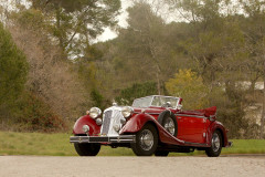 1938 Horch 853 A cabriolet