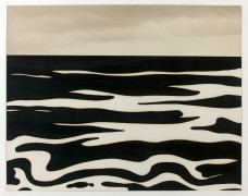 Roy LICHTENSTEIN (1923 - 1997) Landscape 9 (issue de Ten Landscapes) - 1967